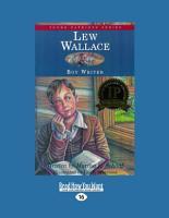 Lew Wallace PDF