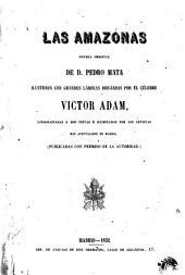 Las Amazonas: novela original