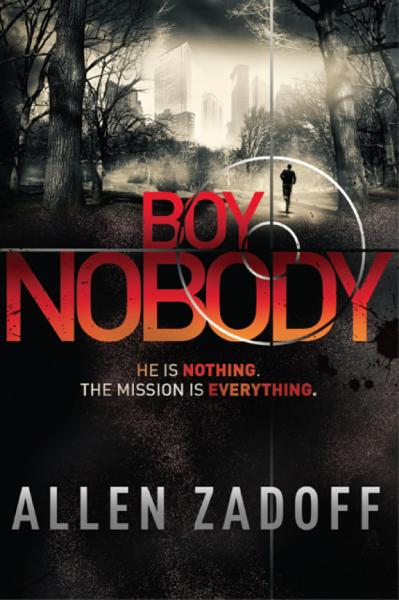 Download Boy Nobody Book