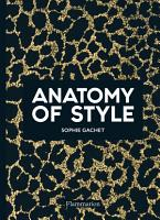 Anatomy of style PDF