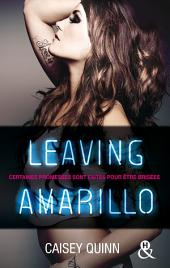 Leaving Amarillo #1 Neon Dreams: La nouvelle série New Adult qui rend accro