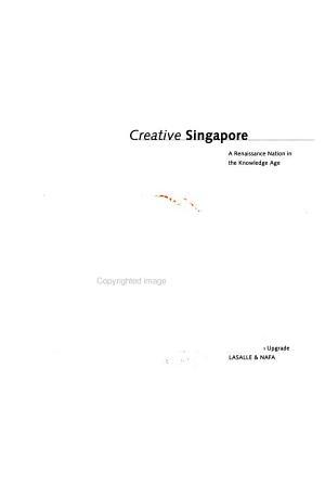 Creative Singapore PDF