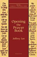 Opening the Prayer Book PDF