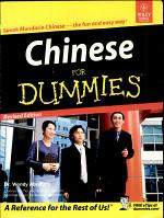 Chinese for Dummies, Revised Ed