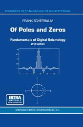 Of Poles and Zeros: Fundamentals of Digital Seismology, Edition 2