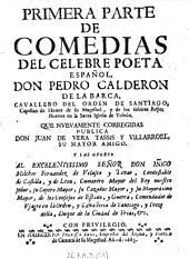 Comedias: Volumen 1