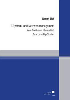 IT System  und Netzwerkmanagement PDF