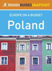 Rough Guides Snapshot Europe on A Budget: Poland