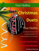 Christmas Duets for Two Violins