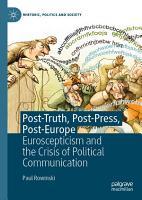 Post Truth  Post Press  Post Europe PDF