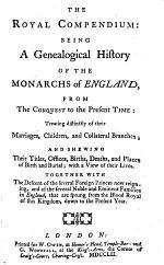 The Royal Compendium