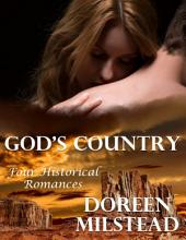 God's Country: Four Historical Romances