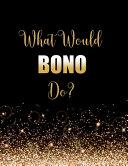 What Would Bono Do  PDF