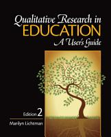 Qualitative Research in Education PDF