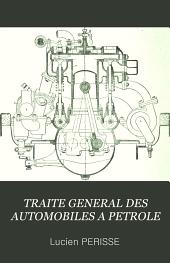TRAITE GENERAL DES AUTOMOBILES A PETROLE