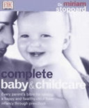Complete Baby And Child Care Book PDF