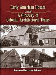 Early American Houses Book PDF
