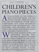 The Library of Children s Piano Pieces PDF