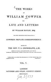 The works ¬of William Cowper: Volume 5