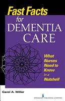 Fast Facts for Dementia Care PDF