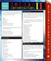 German Conversation Il (Speedy Study Guides)