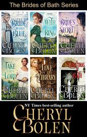 The Brides of Bath Series: The Complete 6-Book Regency Romance Series