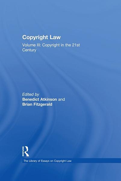 Copyright Law PDF