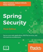 Spring Security PDF