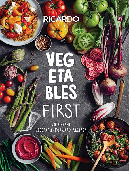 Download Vegetables First Book