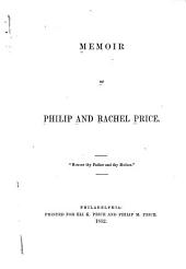 Memoir of Philip and Rachel Price