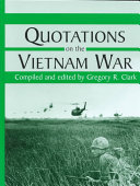 Quotations on the Vietnam War