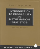 Introduction to Probability and Mathematical Statistics PDF
