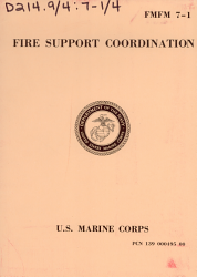 Fire Support Coordination Book PDF