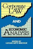 Corporate Law and Economic Analysis PDF