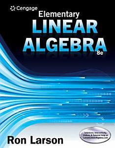 Elementary Linear Algebra Book