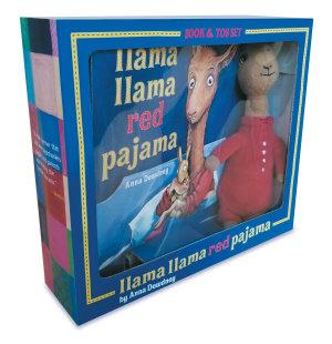 Llama Llama Red Pajama Book and Plush  With Plush