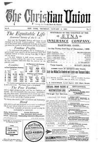 The Christian Union PDF