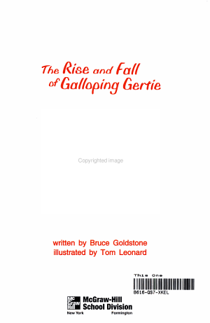 The Rise and Fall of Galloping Gertie