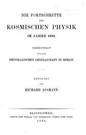 Die Fortschritte der Physik: Band 49,Teil 3