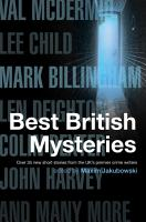 The Mammoth Book of Best British Mysteries PDF
