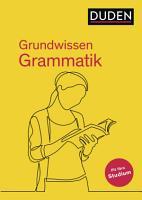 Grundwissen Grammatik   Fit f  rs Studium PDF