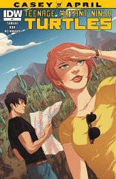 Teenage Mutant Ninja Turtles: Casey & April #1
