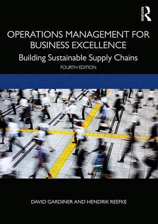 Operations Management for Business Excellence PDF