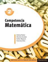 Competencia matemática nivel 2: Número 2
