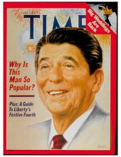 TIME Magazine Biography--Ronald Reagan