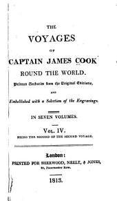 The Voyages of Captain James Cook Round the World: Printed Verbatim from the Earlier Editions and Embellished with a Selection of the Engravings, Volume 4