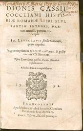 Historiae romanae Libri XLVI