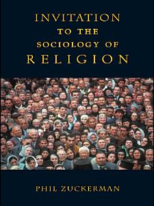 An Invitation to Sociology of Religion PDF