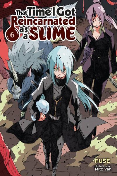 Download That Time I Got Reincarnated as a Slime  Vol  6  light novel  Book