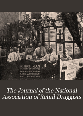 The Journal of the National Association of Retail Druggists: Volume 19